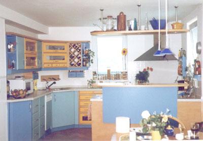 Při realizaci kuchyně dbáme zejména na kvalitu provedení